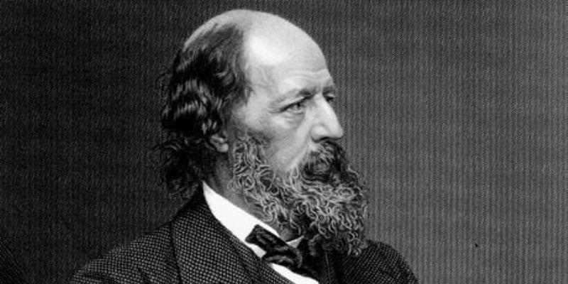 Accadde oggi – 6 ottobre. Ricorre l'anniversario della scomparsa di Alfred Tennyson