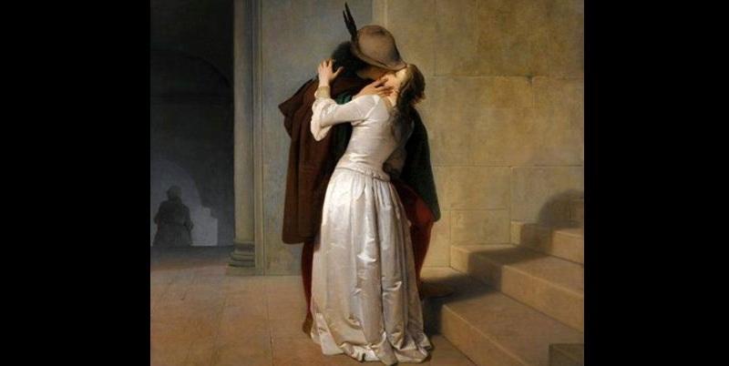 Il bacio di Hayez esposto in anteprima per Intesa Sanpaolo