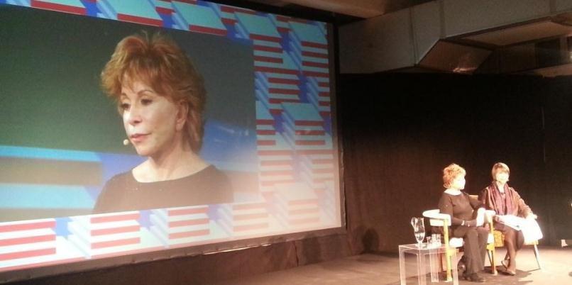 "Isabel Allende, ""Per me l'amore è straordinario a tutte le età"""