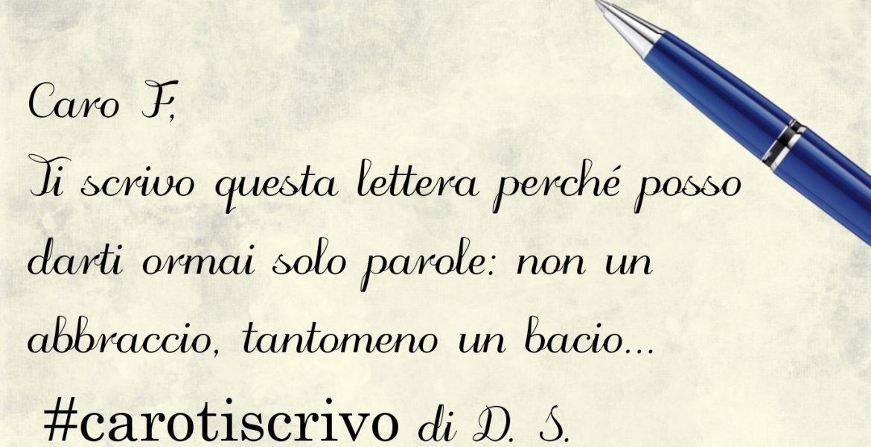 Lettera di D. S.