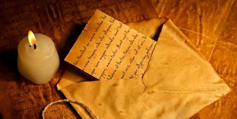 Le lettere scritte dai grandi della storia