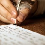 Le 5 lettere d'amore più belle della letteratura