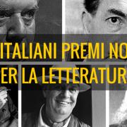 Letteratura, i Nobel italiani