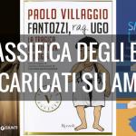 """""""Ogni giorno ha il suo male"""" di Antonio Fusco è l'ebook più scaricato su Amazon"""