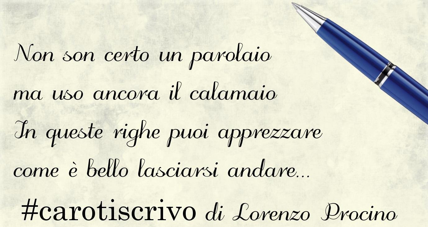 Lettera in poesia di Lorenzo Procino