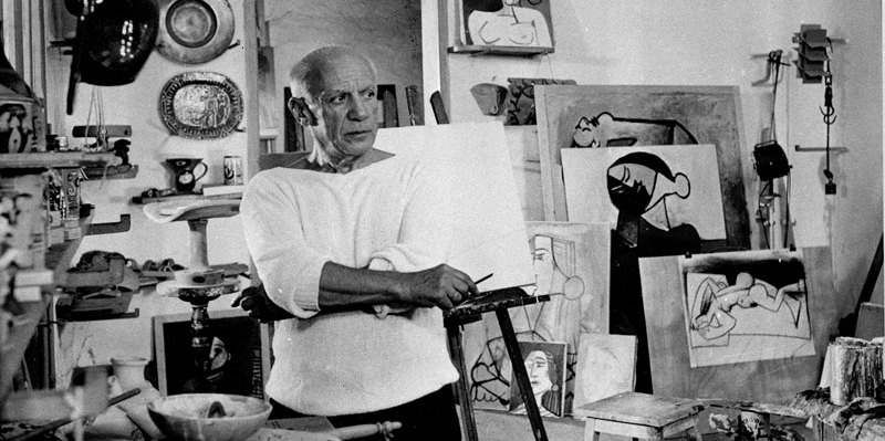Pablo Picasso, il grande rivoluzionario