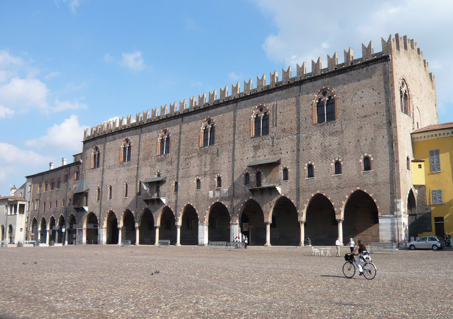 PalazzoDucalediMantova
