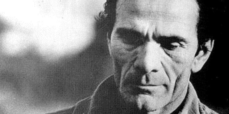 Pier Paolo Pasolini, ecco le sue poesie più belle