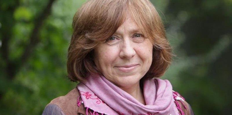Premio Nobel per la Letteratura 2015, trionfa Svetlana Alexievich