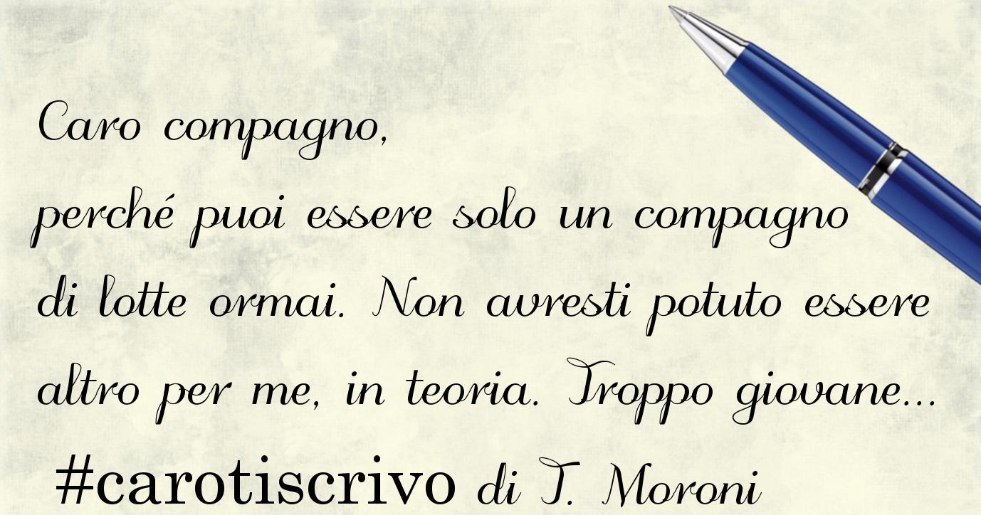 Lettera di T. Moroni