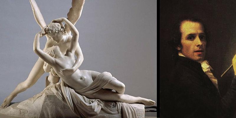 Antonio Canova, eleganza e perfezione scolpite nel marmo