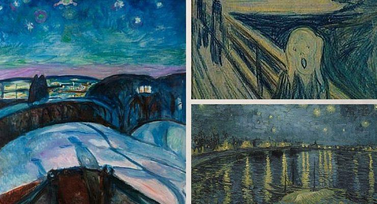 Van Gogh e Munch si incontrano ad Amsterdam