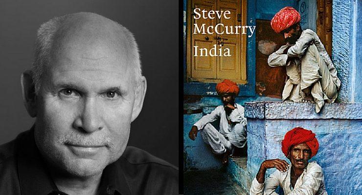 L'India di Steve McCurry in un nuovo libro fotografico