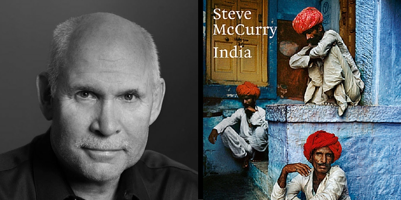 L'India di Steve McCurry in un nuovo libro fotografico