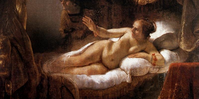 I 6 quadri più celebri di Rembrandt