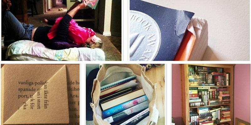 16 foto che solo un amante dei libri può capire