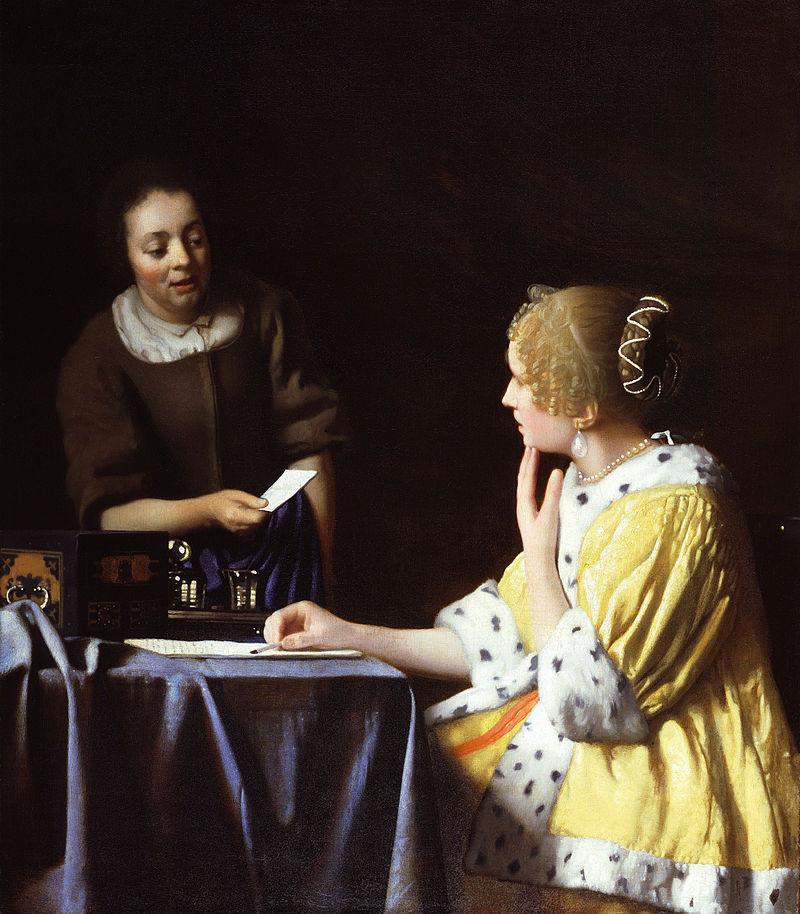 I quadri più belli di Jan Vermeer