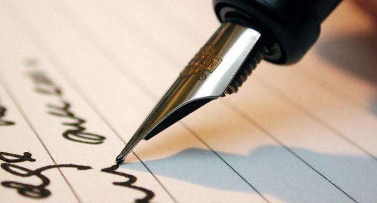 Come scrivere una lettera a un vecchio amico
