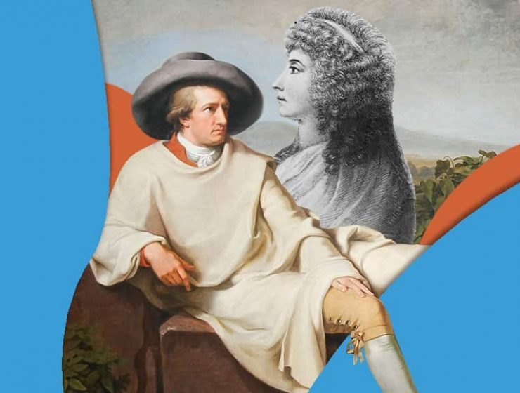 La lettera d'amore di Goethe a Lotte von Stein
