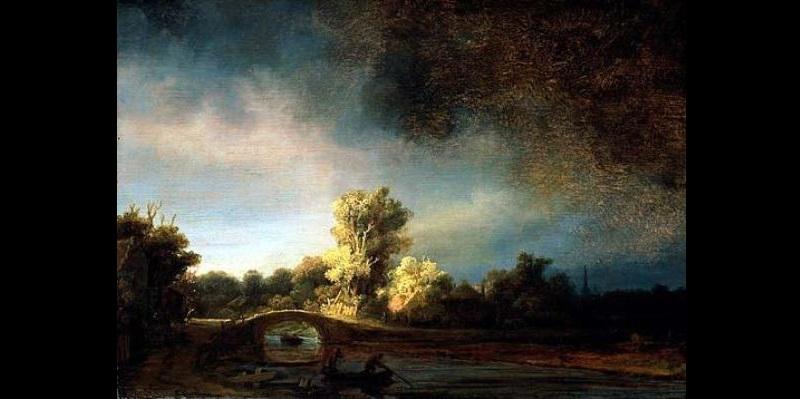 Rembrandt, il più grande interprete del Secolo d'oro olandese