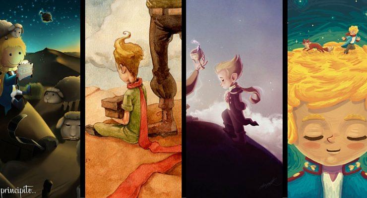 """160 artisti illustrano il libro de """"Il Piccolo Principe"""""""