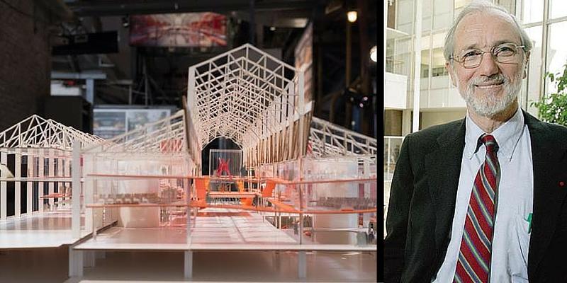 """""""Una fabbrica culturale"""", l'ultimo progetto di Renzo Piano a Mosca"""