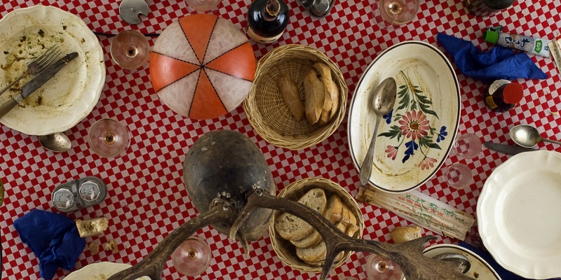 Daniel Spoerri e la Eat Art in mostra a Modena