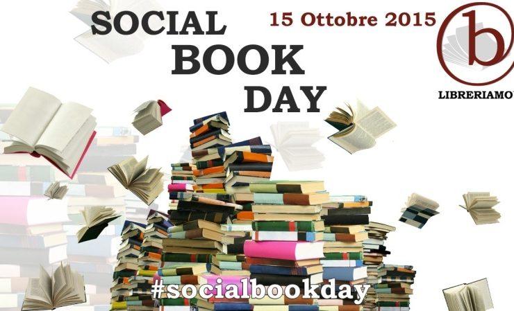 #SocialBookDay, grazie a tutti per la partecipazione all'evento social della giornata