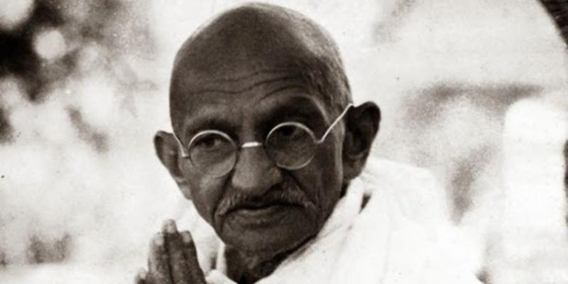Accadde oggi - 2 ottobre. Ricorre l'anniversario di nascita di Mahatma Gandhi
