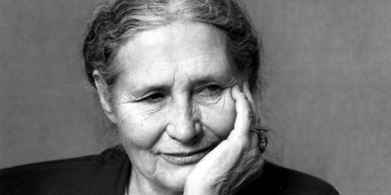 Accadde oggi – 22 ottobre. Nel 1919 nasceva la scrittrice britannica Doris Lessing