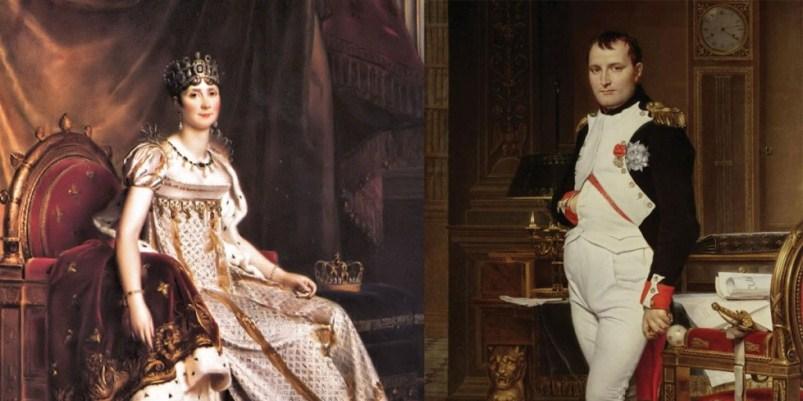La lettera d'amore di Napoleone a Giuseppina Beauharnais
