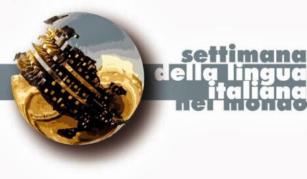 """""""Settimana internazionale della lingua italiana nel mondo"""", tutti gli eventi"""