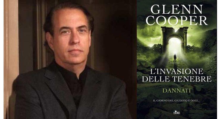 """Glenn Cooper, """"I personaggi dei miei libri sono eroi imperfetti"""""""