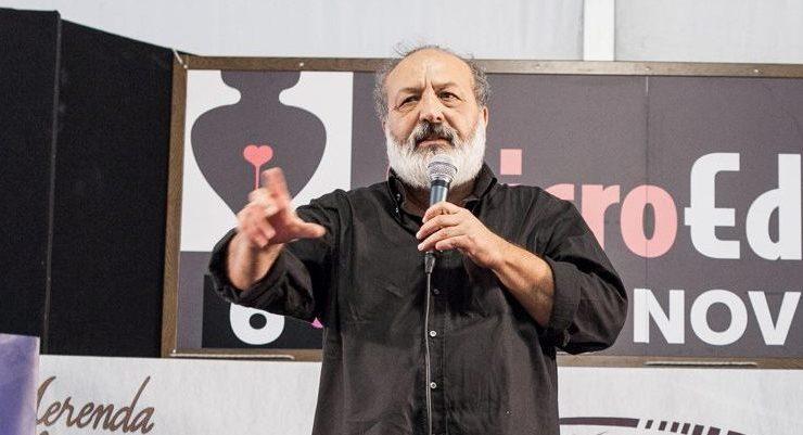 """Roberto Piumini, """"Poesie e filastrocche sono strumenti per capire il mondo"""""""