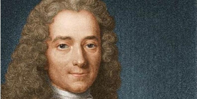 Voltaire, le frasi e gli aforismi più celebri