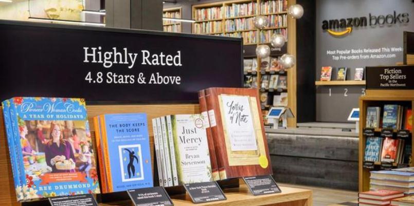 Seattle, apre la prima libreria di Amazon