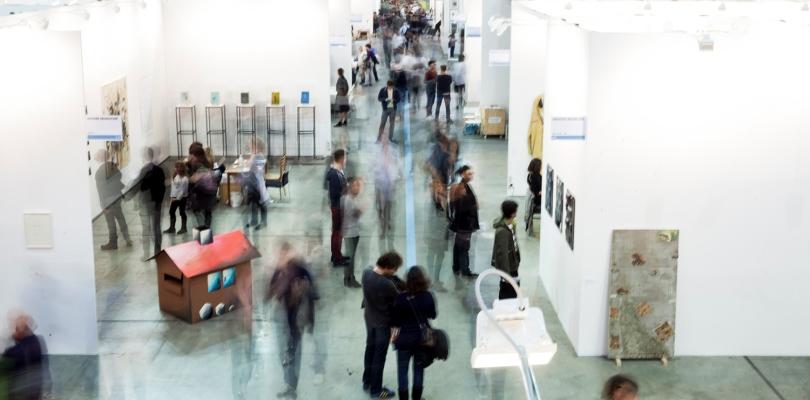 Parte Artissima 2015, la principale fiera d'arte contemporanea in Italia