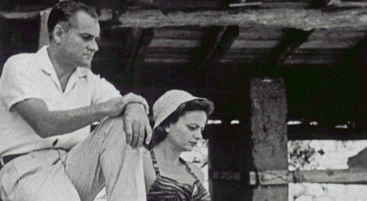 La lettera d'amore di Elsa Morante ad Alberto Moravia
