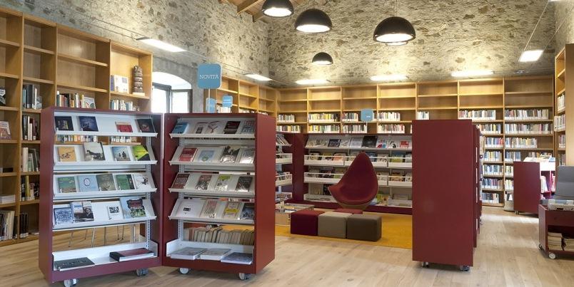 Qual è la funzione di una biblioteca oggi?