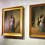 "''Hayez'', in mostra a Milano le tre versioni del ""Bacio"""