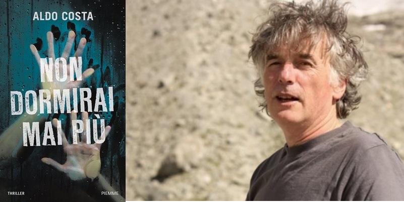 Conversazione con Aldo Costa, autore di thriller con l'ambizione di diventare scrittore