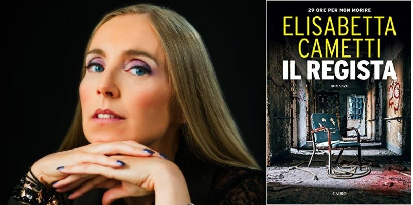 """Elisabetta Cametti, """"Nel mio nuovo libro svelo il lato oscuro di New York"""""""