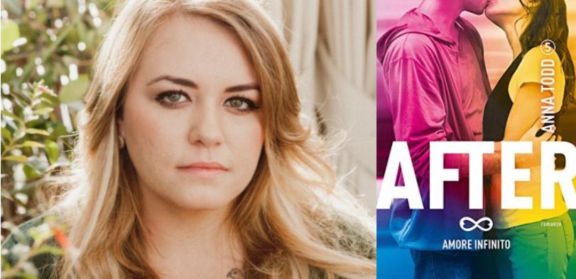 """Arriva in libreria """"After - Amore infinito"""", il 5° capitolo della saga di Anna Todd"""