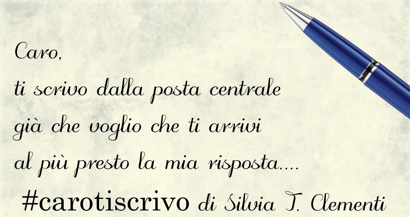 Lettera d'amore di Silvia Tomaselli Clementi