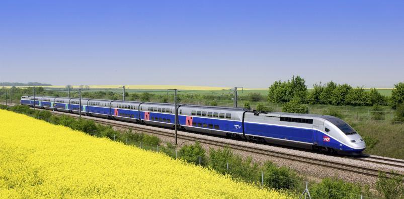 Treni francesi, una biblioteca virtuale per tutti i passeggeri