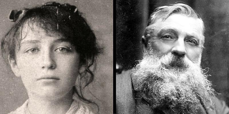 Lettera d'amore di Auguste Rodin a Camille Claudel