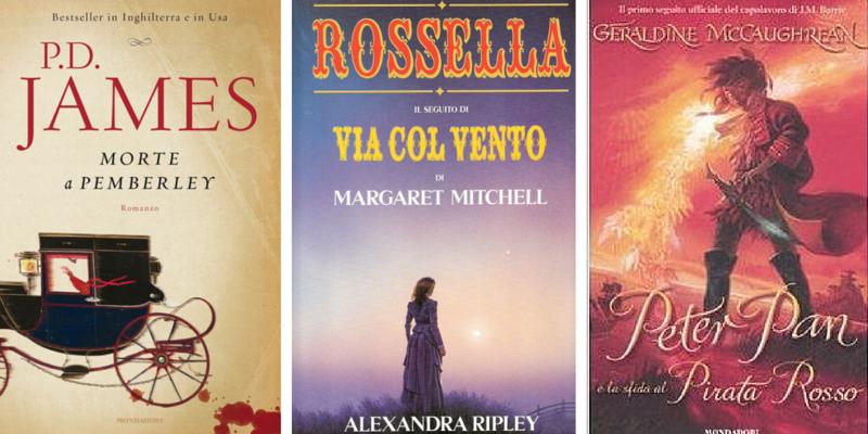 Ecco 5 sequel di libri famosissimi scritti da autori diversi da quello originale