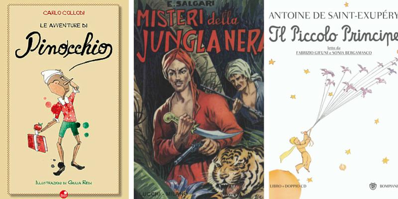 10 libri che avvicinano i bambini alla lettura