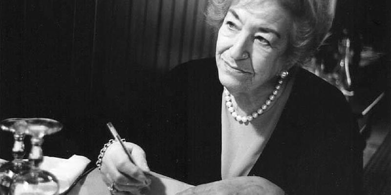 Accadde oggi - 7 dicembre. Ricorre l'anniversario di nascita di Maria Luisa Spaziani