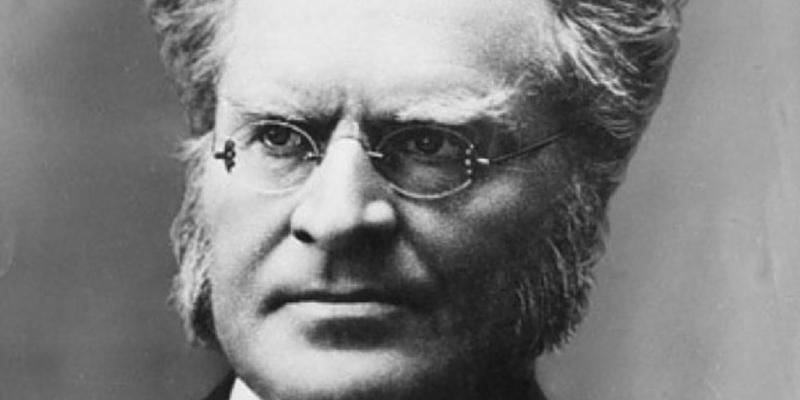 Accadde oggi – 8 dicembre. Ricorre l'anniversario di nascita di Bjørnstjerne Bjørnson